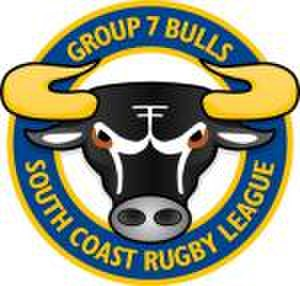 Group 7 Rugby League - Image: Group 7 Rugby League logo