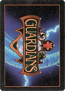 Guardians (card game) ...