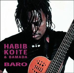 Baro (album) - Image: Habib Koité Baro