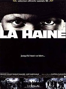 film La Haine en streaming