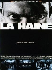 La Haine affiche