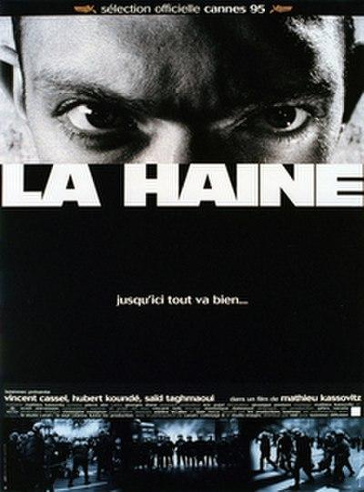 Picture of a movie: La Haine
