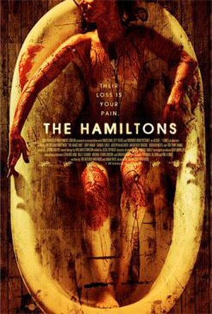 The Hamiltons - Image: Hamiltonsposter