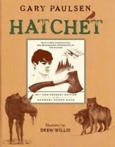 Picture of a book: Hatchet