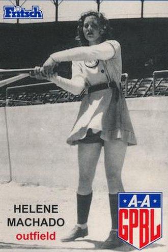 Helene Machado - Image: Helene Machado