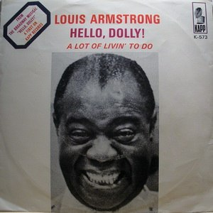Hello, Dolly! (song) - Image: Hello, Dolly single