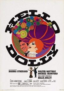 <i>Hello, Dolly!</i> (film) 1969 film directed by Gene Kelly