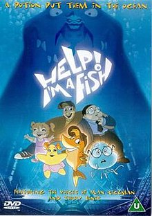 Help! I'm a Fish UK DVD Cover.jpg