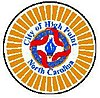 Official seal of High Point, North Carolina