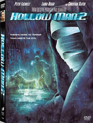 Hollow Man 2 - DVD cover