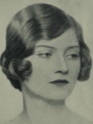 "Aileen Plunket - ""Hon. Brinsley Plunket"" in 1929"
