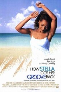 <i>How Stella Got Her Groove Back</i> 1998 American romantic comedy-drama film