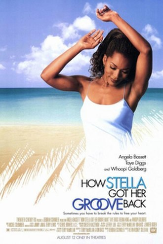 How Stella Got Her Groove Back - Theatrical release poster