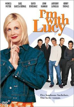 I'm with Lucy - Image: I'm with Lucy dvd cover
