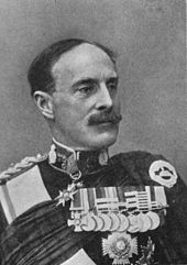 Photograph of General Sir Ian Hamilton