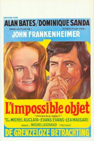 Impossible Object - Image: Impossible Object Movie Poster