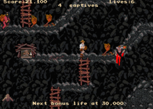 Indiana Jones and the Temple of Doom (1985 video game