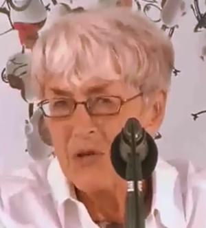 Inga Clendinnen - Clendinnen at the 2008 Adelaide Writers' Week