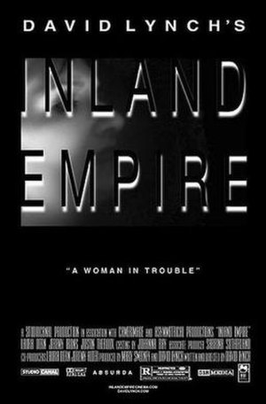 Inland Empire (film) - Theatrical release poster