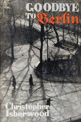 Goodbye to Berlin - First edition cover