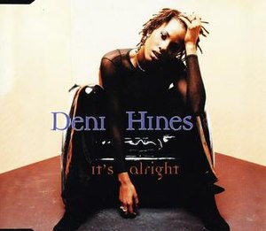 It's Alright (Deni Hines song) - Image: It's Alright by Deni Hines