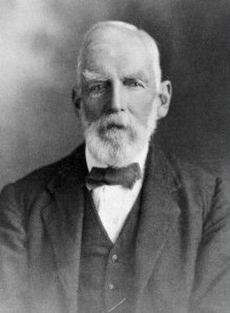 James Cox (labourer) - Cox in 1921