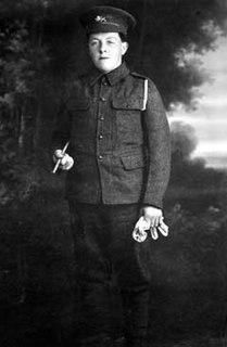 James Hewitson Recipient of the Victoria Cross