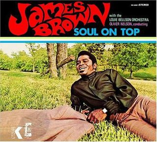 <i>Soul on Top</i> 1970 studio album by James Brown