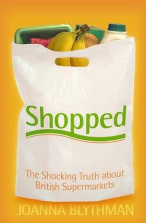Shopped - Front cover of Shopped