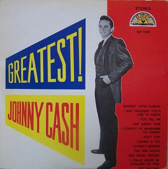 Greatest! - Image: Johnny Cash Greatest