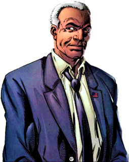 Robbie Robertson (comics) character in the Spider-Man series