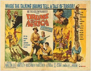 <i>Drums of Africa</i> 1963 film by James B. Clark