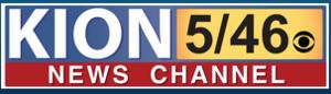 KION-TV - Image: KION 5 46 Logo August 2016