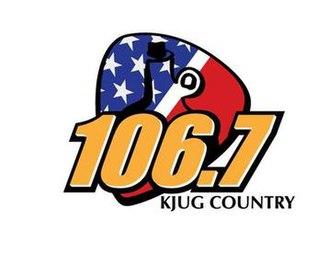 KJUG-FM - Image: KJUG 106.7