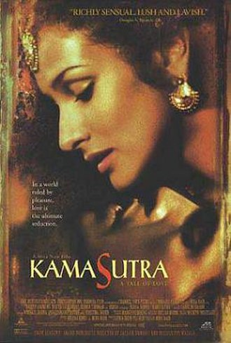 Kama Sutra: A Tale of Love - Theatrical release poster