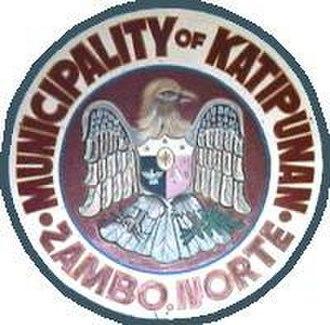 Katipunan, Zamboanga del Norte - Image: Katipunan Seal 200