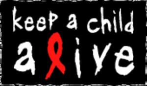 Keep a Child Alive - Image: Keep a child alive logo