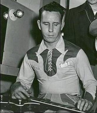Kenneth Carllile - Carllile in 1950