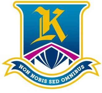 Kilvington Grammar School - Kilvington Logo