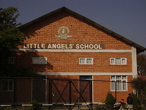 Little Angels' School - Image: LASNEPAL