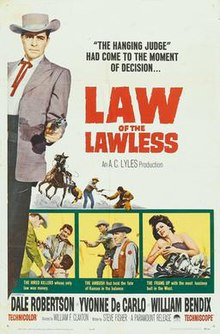Law of the Lawless (1963 movie poster).jpg