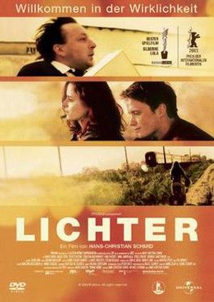 Distant Lights (2003 film) - Image: Lichter DVD Cover