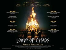 <i>Lords of Chaos</i> (film) 2018 film directed by Jonas Åkerlund