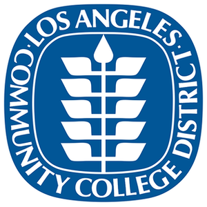 Los Angeles Community College District - Image: Los Angeles Community College District Logo