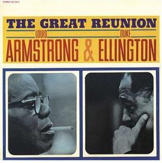 The Great Summit - Image: Louis Armstrong & Duke Ellington The great reunion