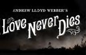 Love Never Dies (musical) - Image: Love Never Dies (musical) logo