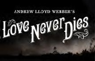 Love Never Dies (musical) - Image: Love Never Dies (musical) logo