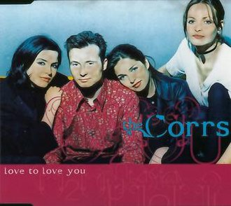 Love to Love You (song) - Image: Love to Love You single Cover