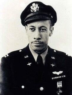 Lowell Steward Tuskegee Airmen
