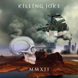 MMXII (album) - Image: MMXII Cover